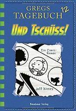 Gregs Tagebuch 12 - Und tschüss!: Band 12 von Kinne... | Buch | Zustand sehr gut