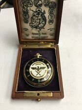 Longines World War II Pilots 18 K Gold Pocket Watch