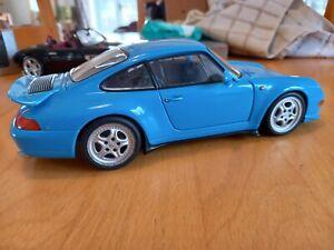 UT Models 1/18 Scale Porsche 911Carrera RS baby blue