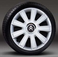 "4x14"" wheel trims, Hub Caps, Covers to fit Citroen C2,C3"