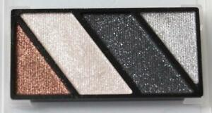MARY KAY MINERAL EYE COLOR QUAD BLACK ICE RETIRED HTF SMOKY COPPER CHARCOAL NEW