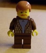 LEGO harry potter-oncle vernon Dursley personnage minifig personnages uncle Marron Nouveau