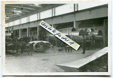 Foto -2: Bomber-Flugzeuge aus Polen im Bau im Flugzeugwerk Mielec in Polen 1939