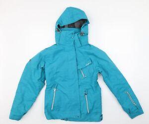 Surfanic Womens Blue   Jacket Coat Size M