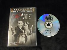 """USED DVD Movies """"The Artist """"  (G)"""
