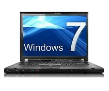 Lenovo ThinkPad W500 Core 2 Duo T9400 4GB DDR3 500GBATI Fire  Full HD 1920x1080x