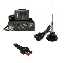 Uniden PRO520XL Combination Deal, Hustler Mag Mount Antenna and 12V Wire Adapt.