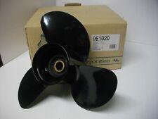 Michigan Match 14 x 15 RH aluminum propeller 061020 Johnson Evinrude Suzuki