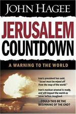Jerusalem Countdown : A Warning to the World by John Hagee (2005, Paperback)