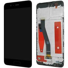Huawei P10 Komplettes LCD Display Touchscreen Schwarz + mit Rahmen