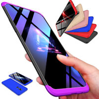 For OnePlus 6/OP6 Fashion 3in 1 Ultra Thin Slim Matte Protective Case Cover Skin