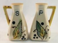 Vintage BP Japan Porcelain Salt & Pepper Shakers