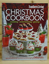 Southern Living Christmas Cookbook  Year-Round Celebrations-DILLARD'S EXCLUSIVE-