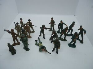 Toy Soldiers BETON MARX AUBURN 18 from the 1960s
