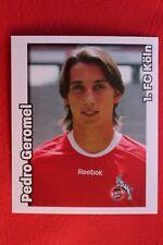 PANINI BUNDESLIGA 2008 2009 2008/09 N 312 GEROMEL VIII FC KOLN TOP MINT!