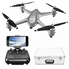 Professional GPS Drone Camera HD 1080P WIFI Live Video FPV GPS Return With Case