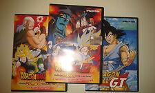 DVD - Dragonball  film Z + GT