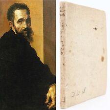 Rime di Michelagnolo Buonarroti, Rare, Michelangelo, Poems, Art, Gay, LGBTQ