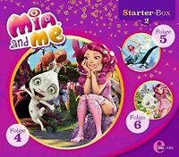 MIA AND ME - (2)STARTER-BOX 3 CD NEU