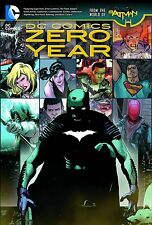 Dc Comics: Zero Year Tpb Batman Family Dc Comics Scott Snyder Tp 448 pages!