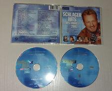 2 CD Uwe Hübner präs. Schlager Hits des Jahres 2003 40.Tracks Roland Kaiser 171