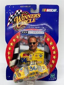 2000 Nascar Winner's Circle Ken Schrader No. 36 M&Ms 1:64