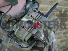 New MOLLE PRR Radio Pouch for Osprey / VIRTUS Multicam & British MTP (empty)