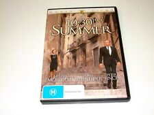 10:30pm Summer - DVD **Free Postage** (Melina Mercouri Peter Finch)