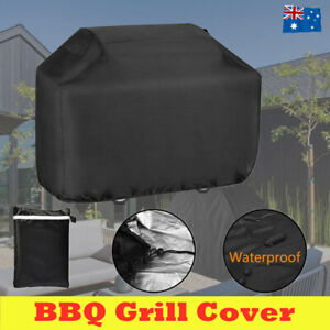 BBQ Cover 4 Burner Waterproof Outdoor Gas Charcoal Barbecue Grill UV Protector