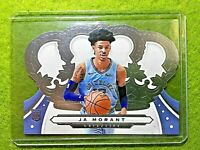 JA MORANT ROOKIE CARD JERSEY #12 GRIZZLIES RC 2019-20 Panini Crown Royale rookie