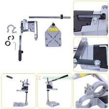 Double-Head Electric Drill Holder Grinder Bracket Workbench Rack Stand Clamp