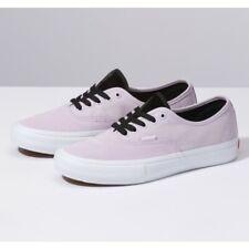Vans Authentic Pro Velvet Lavender Men's Classic Skate Shoes Size 9