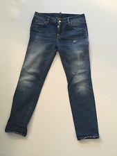 DSQUARED Jeans Gr. 44 XL schwarz straight denim 9197 | eBay