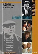 Claude Chabrol Collection 4: Liebes- und Machtspiele...   DVD   Zustand sehr gut