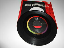 THE BEATLES FROM ME TO YOU  VJ WHITE BRACKETS ,ABT M- ,ORI.SL.  45 VINYL
