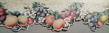 Brewster Classic Fruit Decoration   Wallpaper Border 212B10280