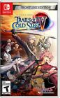 The Legend of Heroes: Trails of Cold Steel IV Frontline Edition - Nintendo Sw...