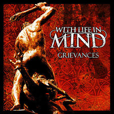 With Life In Mind - Grievances CD AUGUST BURNS RED BETWEEN THE BURIED AND ME