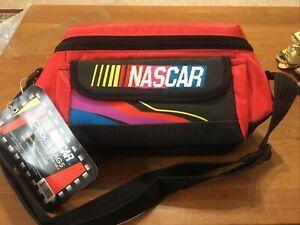 New Nascar Cooler Bag Red