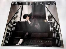 Pat Benetar  Precious Time 1981 Chrysalis 51346  Pop Rock  33 rpm Vinyl LP  VG++