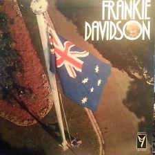 FRANKIE DAVIDSON LP FRANKIE DAVIDSON MADE IN AUSTRALIA