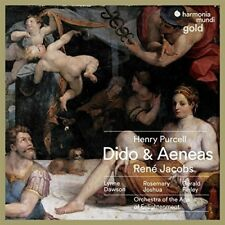 Rene Jacobs - Purcell: Dido & Aeneas [New CD]