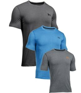 Under Armour Sportstyle Men's T-Shirt UA Threadborne Fitted Tee 1289588