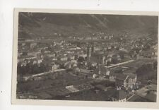 Glarus Switzerland [8002] 1932 RP Postcard Ambulant Postmark 270b