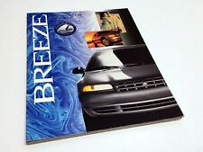 1996 Plymouth Breeze Brochure