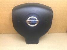 Nissan Versa Driver Steering Wheel Airbag Air Bag Driver's Black