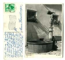 AK Defner Karte , Dorbrunnen (Fiss)