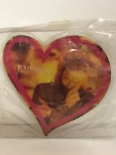 Rod Stewart-This Old Heart Of Mine-Heart Shaped Picture Disc-VG Condition