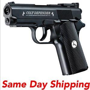 Umarex 2254020 Colt Defender Pistol 1911 .177 Caliber BB Gun BB Pistol - Black