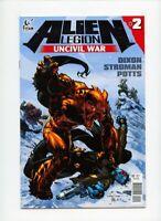 Alien Legion Uncivil War #2 Titan Comics